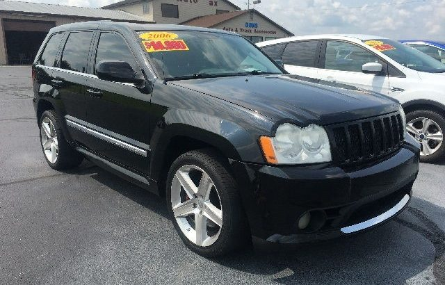 2006 Jeep Srt8 for Sale