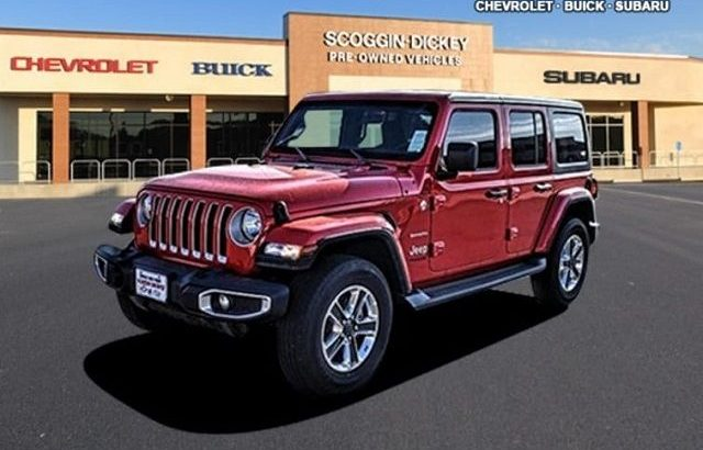 Jeeps for Sale in Texas