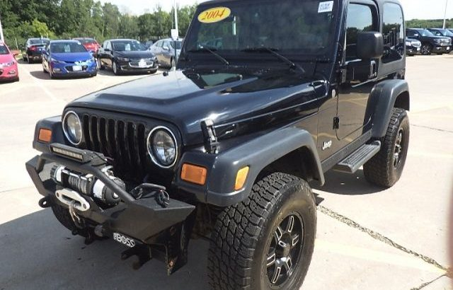 Used Jeep Wrangler near Me