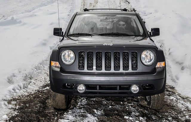 2017 Jeep Patriot Review