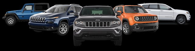 Jeep Dealerships in Illinois