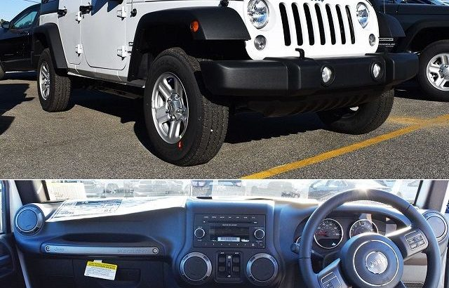 Right Hand Drive Jeep for Sale