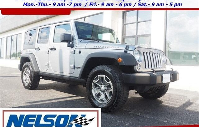 Jeep Wrangler for Sale in Ohio
