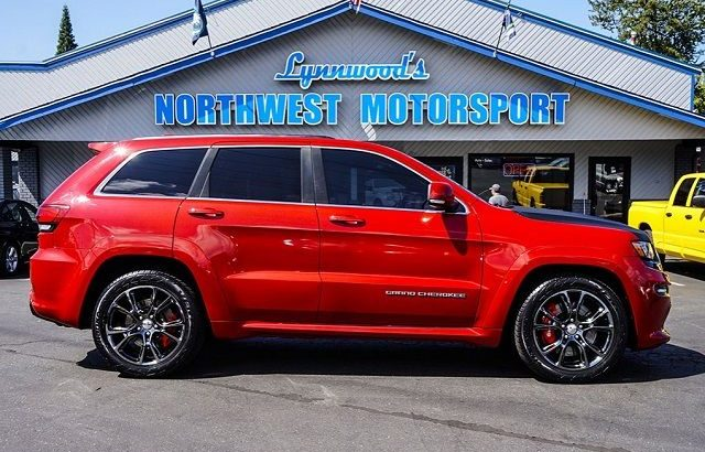 2014 Srt 8 Jeep for Sale