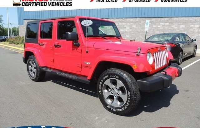 Old Jeep Wrangler for Sale