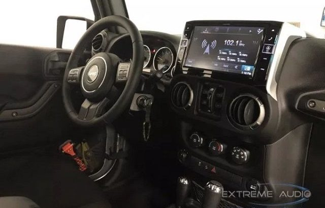 2017 Jeep Wrangler Unlimited Accessories