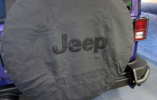 Jeep Liberty Tire Covers