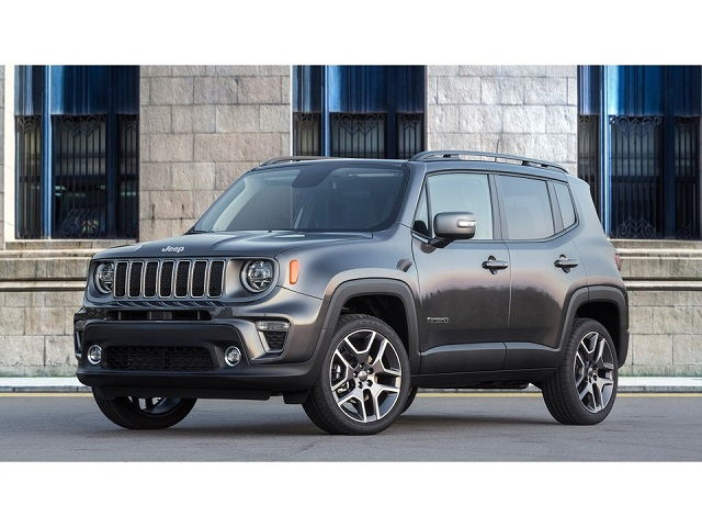 Jeep Renegade Cost
