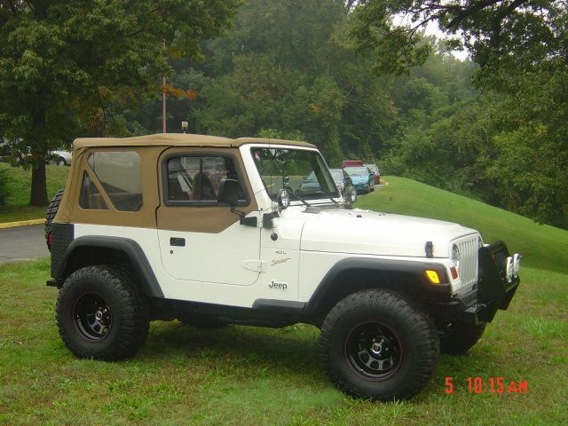 97 Jeep Wrangler for Sale