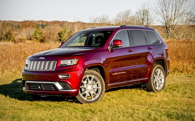 Jeep Grand Cherokee Ecodiesel for Sale