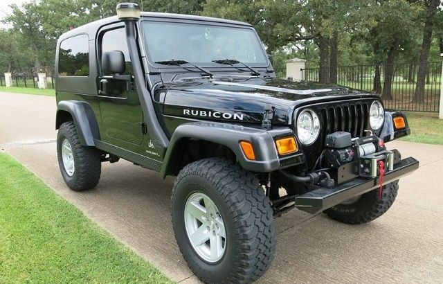 Jeep Lj for Sale