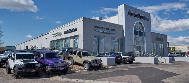 Autonation Jeep Broadway