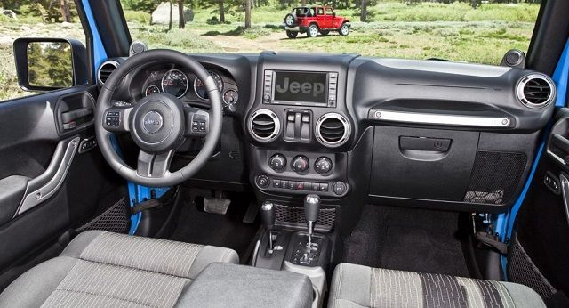 2017 Jeep Wrangler Unlimited Review