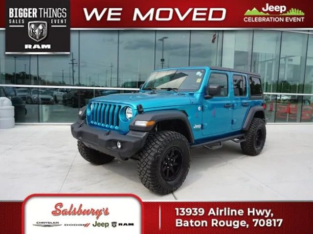 Jeep Dealership Baton Rouge