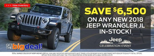 Jeep Dealers in Vt