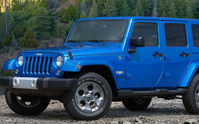 Jeep Wrangler for Sale in Iowa