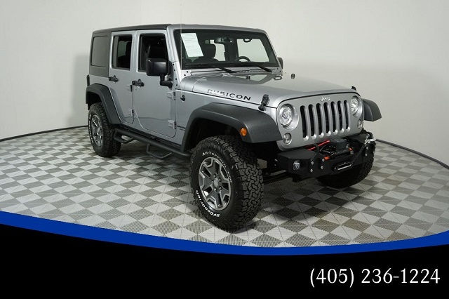 Jeep Wrangler for Sale Okc