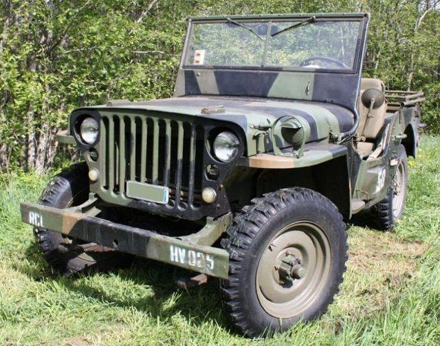 Willys Jeep for Sale Craigslist ohio & texas 1942-1946 ...
