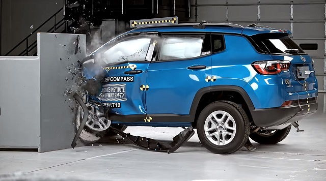 Jeep Compass Safety Ratings