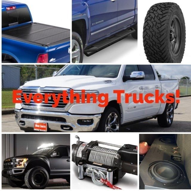 Truck Accessories Colorado Springs