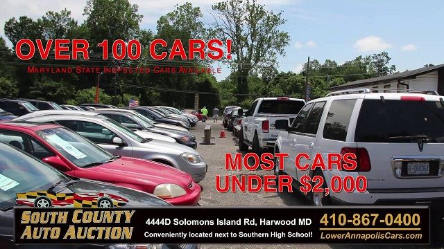 Car and Truck Auction of Maryland