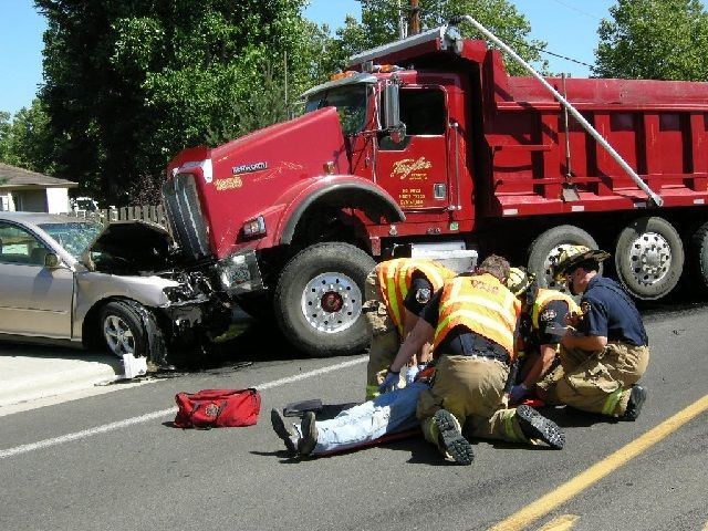 Los Angeles Truck Accidents