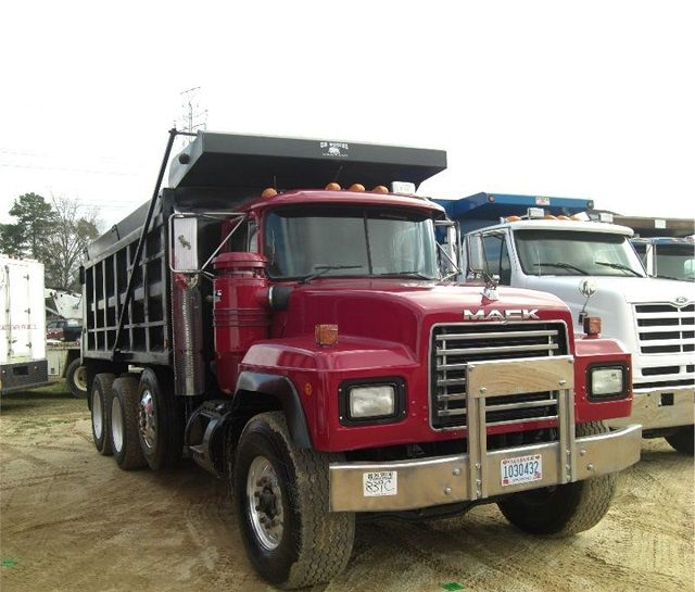 Used Dump Truck Auctions
