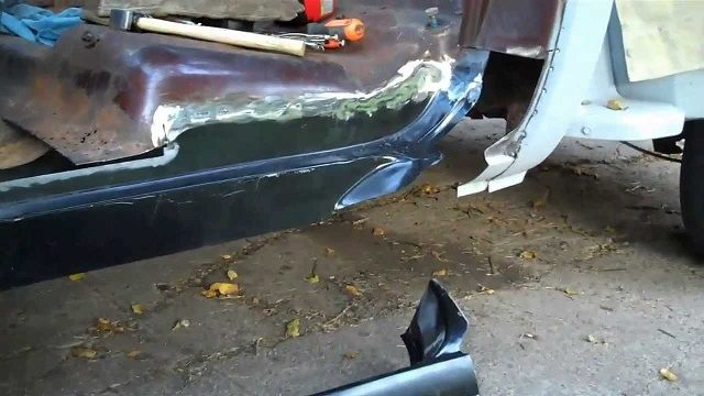 Truck Body Repair Panels