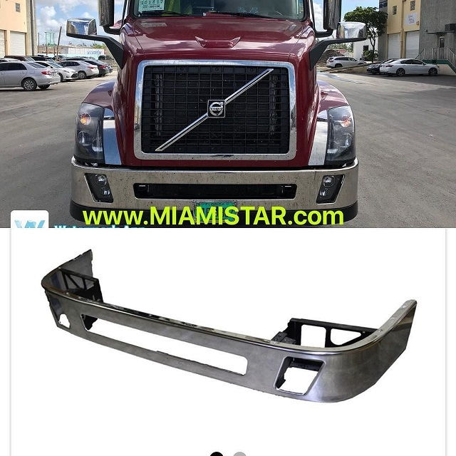Stainless Steel Truck Bumpers