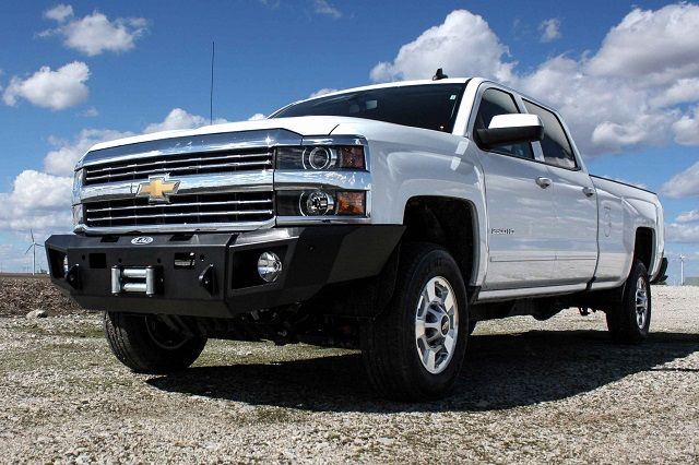 Heavy Duty Chevy Truck Bumpers