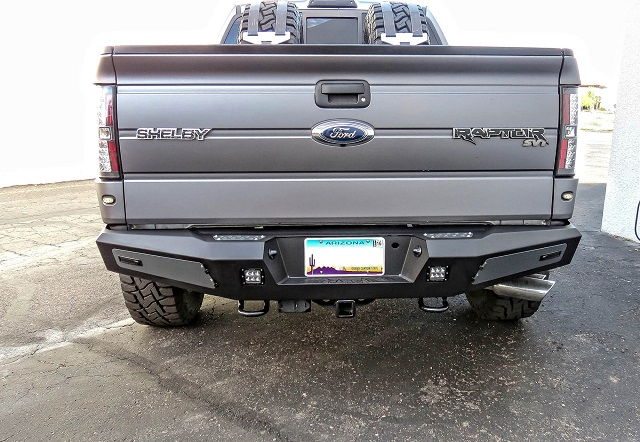 Aftermarket Ford Truck Bumpers
