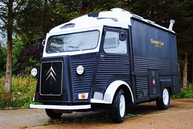 Citroen Food Truck for Sale Usa