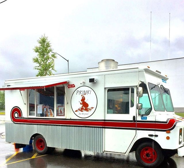 Food Trucks for Sale Anchorage