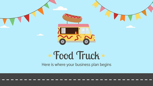 Free Food Truck Business Plan Sample