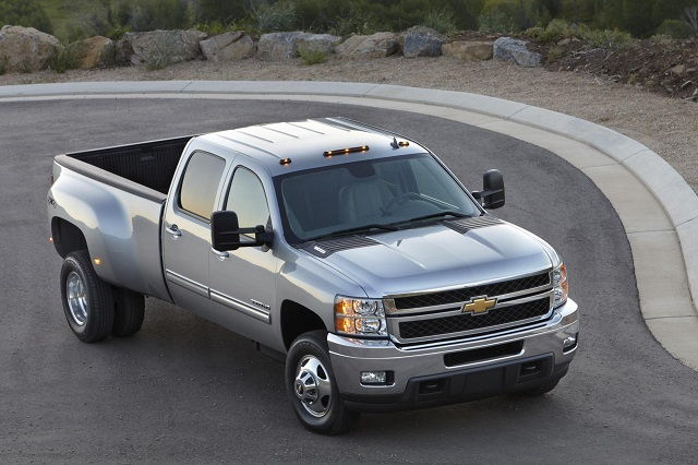 2012 Chevy Truck Prices