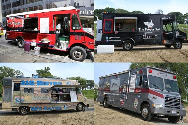 Food Truck Catering Akron Ohio
