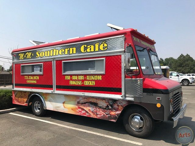 Food Truck for Sale Reno Nv