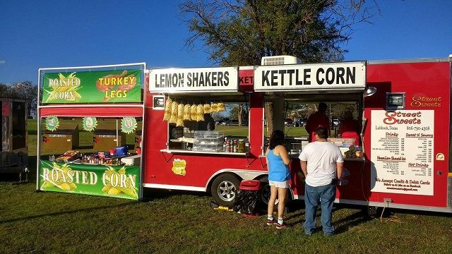 Food Trucks for Sale Lubbock Tx
