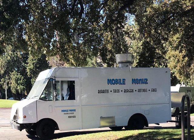 Food Trucks for Sale Stockton Ca