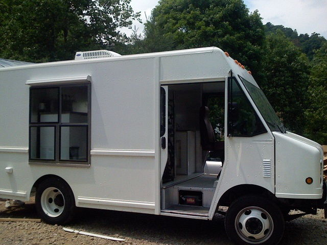 Inexpensive Food Trucks For Sale