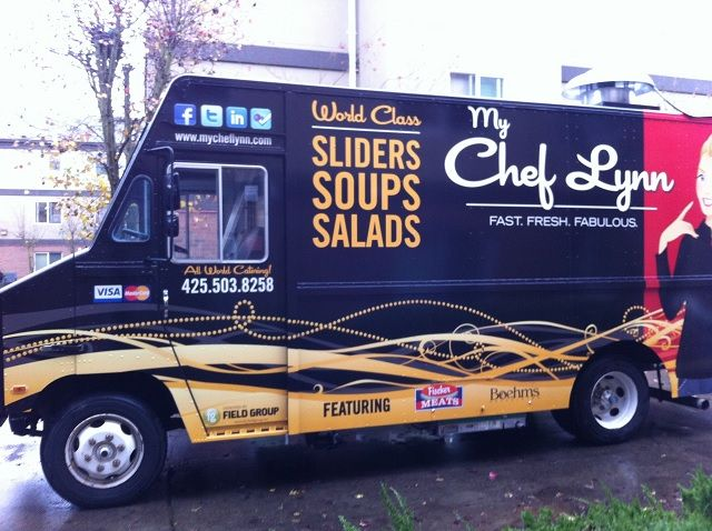 Seattle Food Trucks for Sale