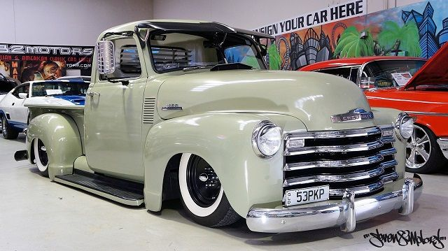 Chevy Trucks for Sale Australia