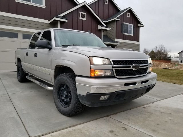 Chevy Trucks for Sale Boise Idaho