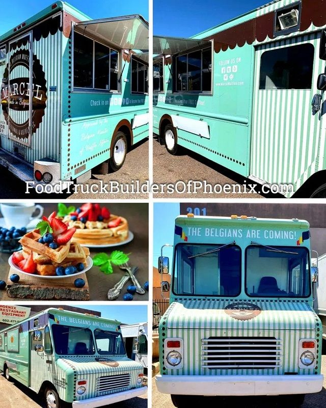 Food Truck Equipment For Sale