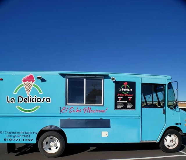 Food Trucks For Sale in Raleigh NC