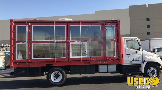 Wood Fired Pizza Food Truck For Sale