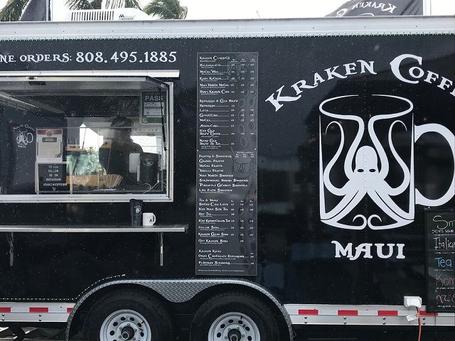 Food Truck For Sale In Maui