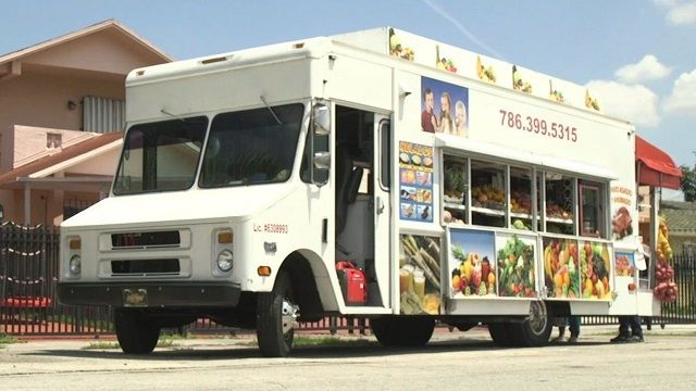 Food Truck Homestead Fl