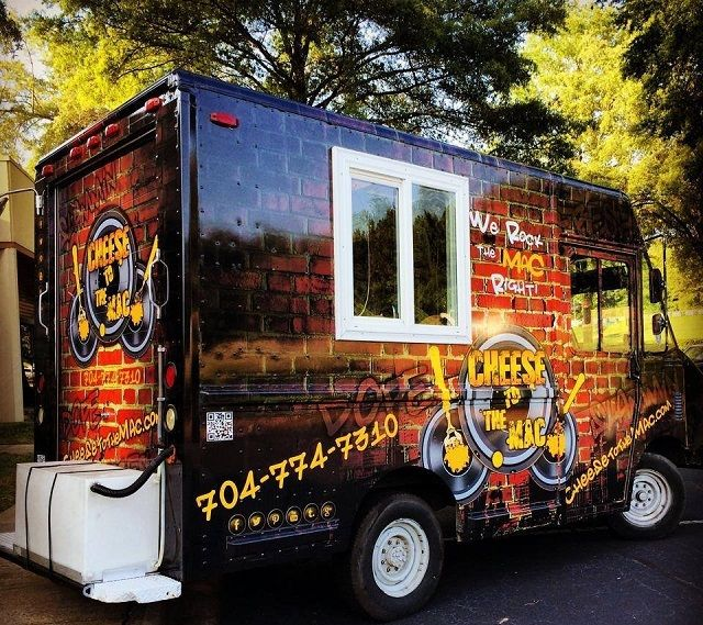 Food Trucks For Sale In Charlotte NC
