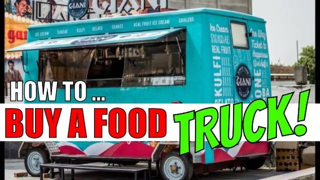 Purchase a Food Truck